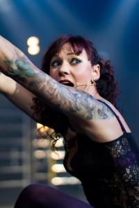 Mira Luoti hiv-positiivisena stripparina epäilytti aluksi, mutta Miran roolisuoritus teki todellakin vaikutuksen.